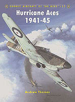 Osprey-Publishing Hurricane Aces 1941-45 Military History Book #ace57