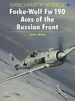 Osprey-Publishing Focke Wulf Fw 190 Aces of the Russian Front Military History Book #ace6