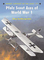 Osprey-Publishing Pfalz Scout Aces of WWI Military History Book #ace71