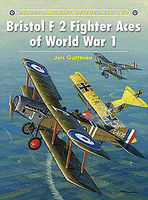 Osprey-Publishing Bristol F 2 Fighter Aces of WWI Military History Book #ace79