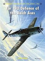 Osprey-Publishing Fw 190 Defence of the Reich Aces Military History Book #ace92