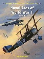 Osprey-Publishing Naval Aces of WWI Part 1 Military History Book #ace97