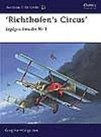 Osprey-Publishing Aviation Elite 'Richthofen's Circus' Jagdgeschwader Nr 1 Military History Book #ae16