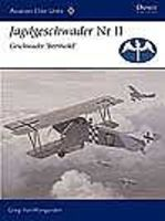 Osprey-Publishing Aviation Elite - Jagdeschwader Nr II Geschwader Berthold Military History Book #ae19