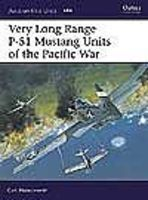 Osprey-Publishing Very Long Range P51 Mustangs Units of the Pacific War Military History Book #ae21