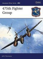 Osprey-Publishing Aviation Elite - 475th Fighter Group Military History Book #ae23