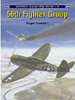 Osprey-Publishing Aviation Elite - 56th Fighter Group Military History Book #ae2