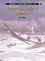 Aviation Elite - Jagdgeschwader 54 Grunherz Military History Book #ae6