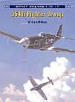 Osprey-Publishing Aviation Elite 354th Fighter Group Military History Book #ae7