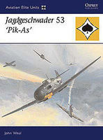 Osprey-Publishing Jagdgeschwader 53 Pik-As Military History Book #aeu25