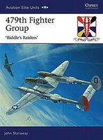 Osprey-Publishing 479th Fighter Group Riddles Raiders Military History Book #aeu32