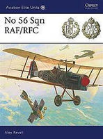 Osprey-Publishing No 56 Squadron RAF/RFC Military History Book #aeu33