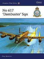 Osprey-Publishing No 617 Dambuster Squadron Military History Book #aeu34