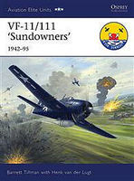 Osprey-Publishing VF-11/111 Sundowners 1943-95 Military History Book #aeu36