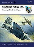 Osprey-Publishing JAGDGESHWADER 400 Military History Book #aeu37