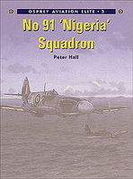 Osprey-Publishing No 91 Nigeria Squadron Military History Book #aeu3