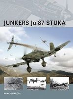 Osprey-Publishing Air Vanguard - Junkers Ju87 Stuka Military History Book #av15