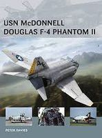 Osprey-Publishing Air Vanguard- USN McDonnell Douglas F4 Phantom II Military History Book #av22