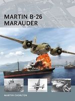 Osprey-Publishing Air Vanguard - Martin B26 Marauder Military History Book #av4