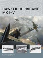 Osprey-Publishing Air Vanguard - Hawker Hurricane Mk I-V Military History Book #av6