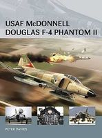 Osprey-Publishing Air Vanguard - USAF McDonnell Douglas F4 Phantom II Military History Book #av7