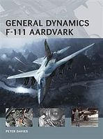 Osprey-Publishing Air Vanguard General Dynamics F-111 Aardvark Military History Book #avg10