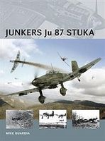 Osprey-Publishing Air Vanguard - Junkers Ju 87 Stuka Military History Book #avg15