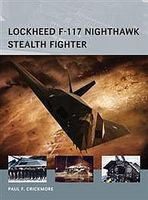 Osprey-Publishing Air Vanguard Lockheed F-117 Nighthawk Stealth Fighter Military History Book #avg16