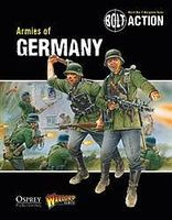 Osprey-Publishing Bolt Action - Armies of Germany Military History Book #btc2
