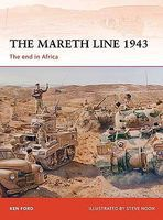Osprey-Publishing Campaign - The Mareth Line 1943 The End in Africa Military History Book #c250