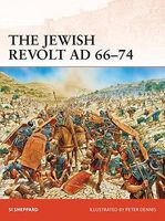Osprey-Publishing Campaign - The Jewish Revolt AD66-73 Military History Book #c252