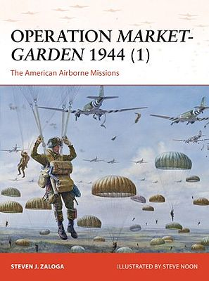 Osprey Publishing Campaign - Operation Market-Garden 1944 (1) -- Military History Book -- #c270