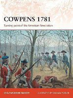 Osprey-Publishing Campaign Cowpens 1781 Military History Book #c283