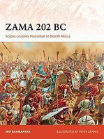 Osprey-Publishing Campaign Zama 202BC Military History Book #c299