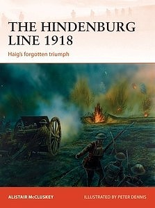 Osprey Publishing Campaign- The Hindenburg Line 1918