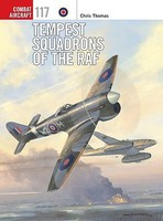 Osprey-Publishing Combat Aircraft Tempest Squadrons of the RAF Military History Book #ca117