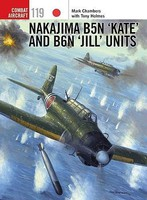 Osprey-Publishing Combat Aircraft- Nakajima B5N Kate & B6N Jill Units