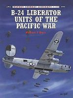 Osprey-Publishing Combat Aircraft - B24 Liberator Units of the Pacific War Military History Book #ca11