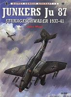 Osprey-Publishing Combat Aircraft Junkers Ju87 Stukageschwader 1937-41 Military History Book #ca1