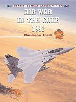 Osprey-Publishing Combat Aircraft Air War in the Gulf 1991 Military History Book #ca27