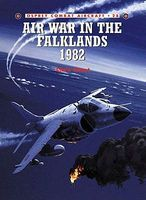Osprey-Publishing Combat Aircraft - Air War in the Falklands 1982 Military History Book #ca28
