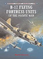 Osprey-Publishing Combat Aircraft - B17 Flying Fortress Units of the Pacific War Military History Book #ca39