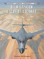 Osprey-Publishing Combat Aircraft - B1B Lancer Units in Combat Military History Book #ca60