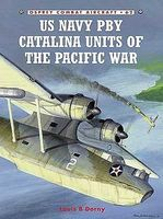 Osprey-Publishing Combat Aircraft US Navy PBY Catalina Units of the Pacific War Military History Book #ca62