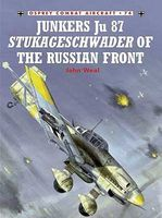 Osprey-Publishing Junkers Ju87 Stukageschwader of the Russian Front Military History Book #ca74