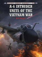 Osprey-Publishing Combat Aircraft - A6 Intruder Units of the Vietnam War Military History Book #ca93