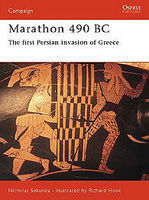 Marathon 490 BC The First Persian Invasion of Greece Military History Book #cam108