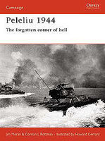 Peleliu 1944 The Forgotten Corner of Hell Military History Book #cam110