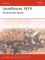 Osprey-Publishing Isandlwana 1879 The Great Zulu Victory Military History Book #cam111