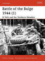 Osprey-Publishing Battle of The Bulge 1944 (1) Military History Book #cam115